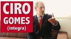 Na íntegra da entrevista da entrevista à #tvCarta, o ex ministro e ex-governador do Ceará faz uma análise da conjuntura política e econômica do Brasil e admi...