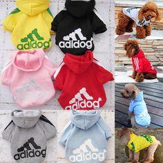 Одежда и обувь для собак CLOTHING