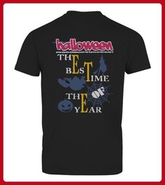 HALLOWEEN THE BEST TIME OF THE YEAR - Halloween shirts (*Partner-Link)