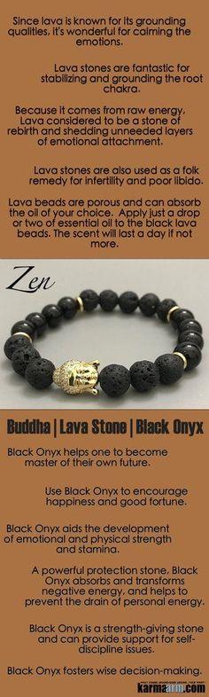 Buddhist Jewelry | Yoga Bracelets | Reiki Healing | Meditation Mala | Mens Jewelry  ❤️  #Black #Onyx to encourage #happiness and good fortune . #Buddha #zen #reiki #Bracelets #BEADED #Gemstone #Mens #GiftsForHim #Lucky #womens #Jewelry #gifts #Chakra #Kundalini #Law #Attraction #LOA #Love #Mantra #Mala #wisdom #CrystalEnergy #Spiritual #Gifts #Blog #Mommy #Meditation #Fertility