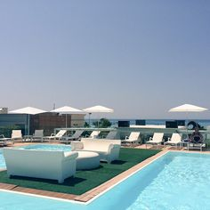 Le Dune Suite Hotel Pool