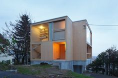 maruyama house by atelier sano