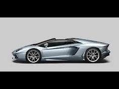 Lamborghini Aventador (Side view)