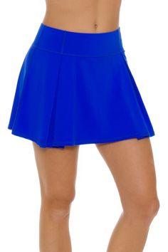 Tonic Active Women s Kaleidoscope Royal Force Tennis Skirt TO-LS8094 Ropa  Deportiva 4837e08d57460