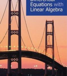 80 best differential equations images on pinterest in 2018 differential equations with linear algebra pdf fandeluxe Image collections