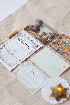 inspiration | texas invitation suite | flora & fauna photography | repin via: southern wedding magazine