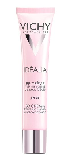 Vichy Idealia BB Cream - cannot wait to buy this! I received a sample and it was the best foundation I had so far for combined skin. It covered everything and my pores did not show up anymore plus it left a smooth finish. Loved it!
