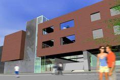 Hotel Metropolitano #grauarquitetura www.grauarquitetura.com