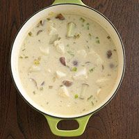 Easy Fish Chowder - crockpot or stovetop