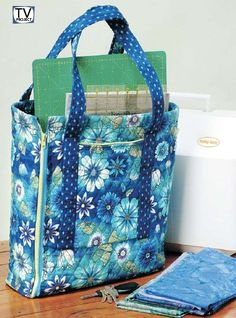 Reversible Tool and Project Bag | Download