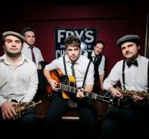 Great band - perfect for vintage themed weddings where you want a full dance floor :D
