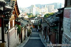 bukchon.  Things to do in Seoul