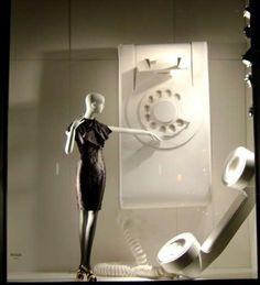 fashion surrealism:  bergdorff goodman