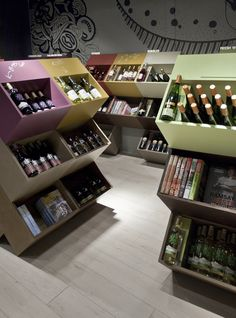 Storeage creates Grapy store in Roosendal Bookshop. Amsterdam                                                                                                                                                                                 More
