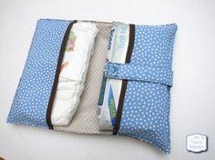 estuche para toallitasl en tela - Buscar con Google