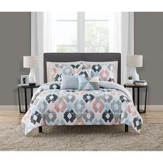 Black And White Sheets, Twin Bed Sheets, Pillow Top Mattress, Pillow Shams, Teen Bedding, Coral Bedding, Small Pillows, Bed In A Bag, Make Your Bed