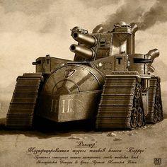 Ролевой форум RPGame.Ru > Бестиарий Мирка Arte Steampunk, Steampunk Weapons, Steampunk Design, Diesel Punk, Dwarven City, Steampunk Machines, Ww1 Tanks, Sci Fi Armor, Cool Monsters