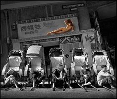 Fan Ho ~ Rickshawmen's Dream