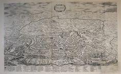 Urbis Romae Descriptio - Hugues Pinard, Jacques Bos