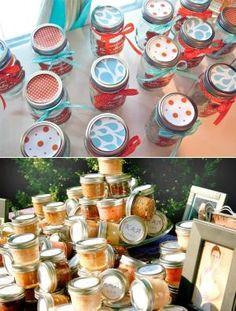 5 DIY ways to use mason jars by SeriLynn