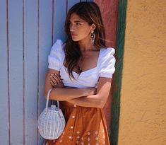 Los pendientes que mejor combinan con tu peinado. #fashion #trending #look #streetstyle