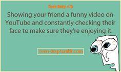 I so do that.
