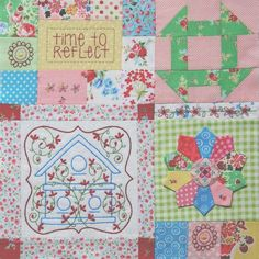 Would love to start quilting...  Will get to it after I master knitting!