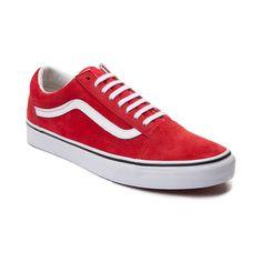 Vans Old Skool Suede Skate Shoe