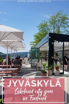 Jyväskylä is a Lakeland city gem in central Finland with amazing Alvar Aalto architecture sites, crazy good food and fun, hip local life. A must city to visit when in Finland! #jyvaskyla #jyväskylä