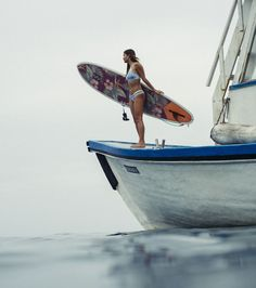 Lost at sea & wouldn't have it any other way. #surfergirl