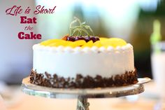 #Life experience might be Short but not the #cake experience. www.countryoven.com