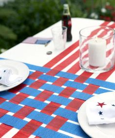 A time for outdoor BBQs, parties, and fireworks, the 4th of July is the perfect time to deck out your home for the holiday...even if you're working on a budget! Let your patriotic colors show with these tips for Independence Day decorating that won't break the bank.