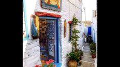 Amorgos a Cycladic island in the Aegean Sea. Around The Worlds, Island, Sea, Islands, The Ocean, Ocean