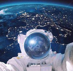 Space selfie :-)
