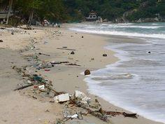 dirty beaches Thailand