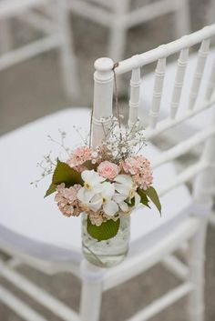 The perfect touch to decorate your ceremony aisle. Can be used for either Chiavari Chairs ( as pictured ) or Gladiator Style chairs. A great extra detail that can be re-located and re-purposed around other areas of your reception after the ceremony has finished. If you have a specific colour reference, please make note in the box below.