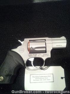 Taurus 85FS 38 SPL +P 5-Shot Stainless Revolver