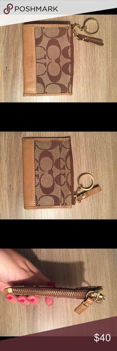 COACH Zip Wallet Zip Wallet Coach Bags Wallets