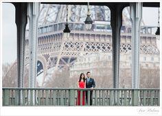 Paris winter engagement shoot. www.ianholmes.net