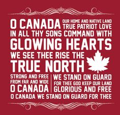 Is anyone else Canadian on this board besides me? Leave a comment if you are!! :) Aren't we all??