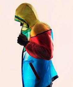 Nike toont transparante sportkleding   B R I G H T