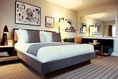 El hotel Thompson Chicago cuenta con casi 250 habitaciones. | Galería de fotos 3 de 7 | AD MX
