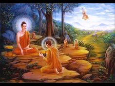 This festival commemorates the goodness of spiritual guru's and teachers as thousands of devotees worship and thank to their guru's for great enlightenment. Buddha Life, Buddha Art, Tantric Yoga, Mahavatar Babaji, Saints Of India, Born In China, Guru Purnima, Buddha Painting, Gautama Buddha