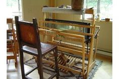 How to Build Your Own Floor Weaving Loom | eHow