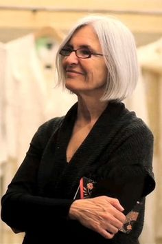 """EILEEN FISHER: designer  """"I want to encourage women entrepreneurs and firmly believe that business can be used to create social change, even if the economic climate is uncertain"""""""