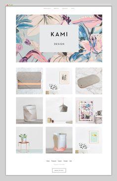 Websites We Love — Showcasing The Best in Web Design, Website Design Inspiration for Elizabeth Ellery Design Websites, Web Design Trends, Design Blog, Page Design, Ux Design, Design Ideas, Interior Design, Email Design, Website Design Inspiration
