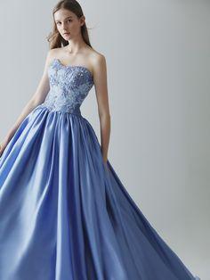 l'atelier mariageのカラードレス