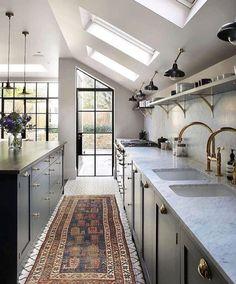 "3,721 gilla-markeringar, 10 kommentarer - Interior & More (@interiorblink) på Instagram: ""Kitchen Choice ✨ @miselaistanbul Follow & Discover Her Designs ✨ @miselaistanbul"""