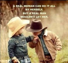 A real woman vs. a real man.  Never too early to start teaching this to our kiddos!  https://www.facebook.com/MichaelBerryFanPage/photos/a.363467236699.163471.115017781699/10152235949316700/?type=1