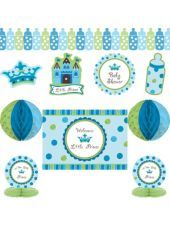 1000 images about baby shower decorations on pinterest for A new little prince baby shower decoration kit
